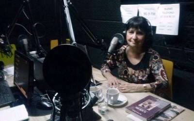 Entrevista Dra Zenteno en Radio Valparaíso